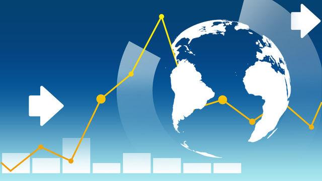 Business globe