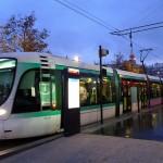 Paris : les commerçants peu satisfaits du tramway des Maréchaux