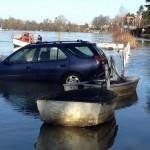 Les inondations pourraient affecter l'économie britannique
