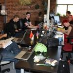 «Les bureaux deviennent un catalyseur du travail collaboratif»