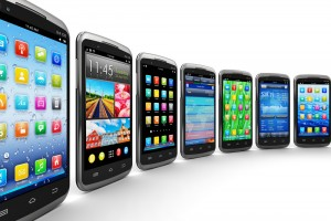 Mobilité smartphones wireless