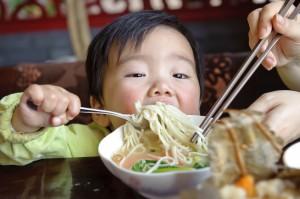 Chine-bebe-alimentation