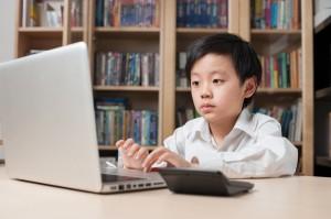 Chine-enfant-ecole