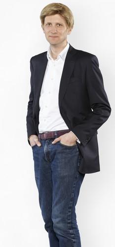 Nicolas Lesur, fondateur d'Unilend