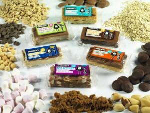 Les barres chocolatées Broderick's se distinguent par un marketing décalé.