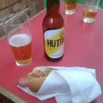 Hutch Hot-Dogs House lance sa bière à toute vitesse
