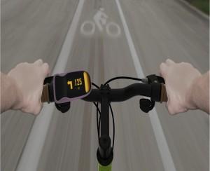 Haiku, boîtier connecté pour cyclistes
