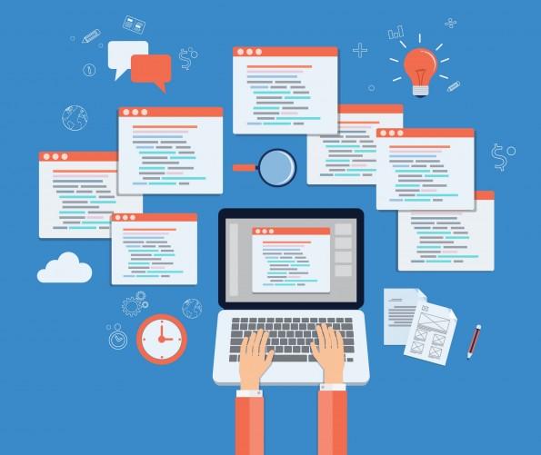 Développement logiciel : open-source et travail collaboratif