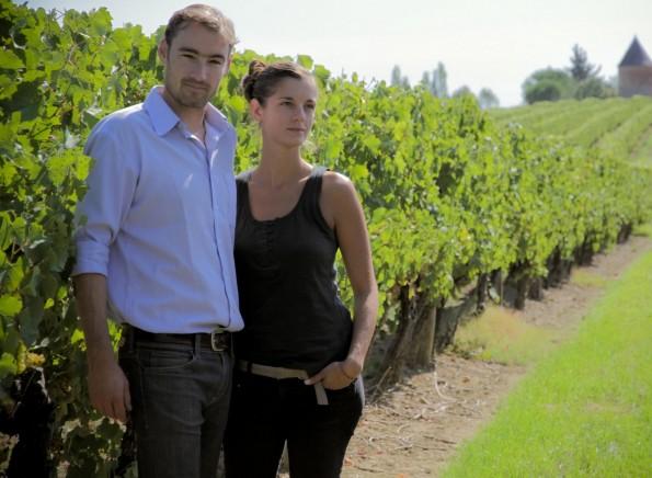 Cyril et Julie Laudet