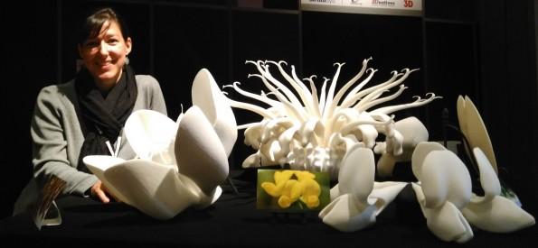 Darlène Farris-Labar - 3D Printshow Paris