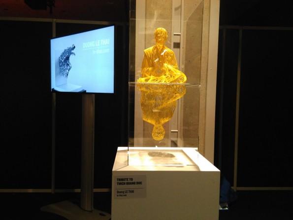 Duong Le Thai - 3D Printshow Paris