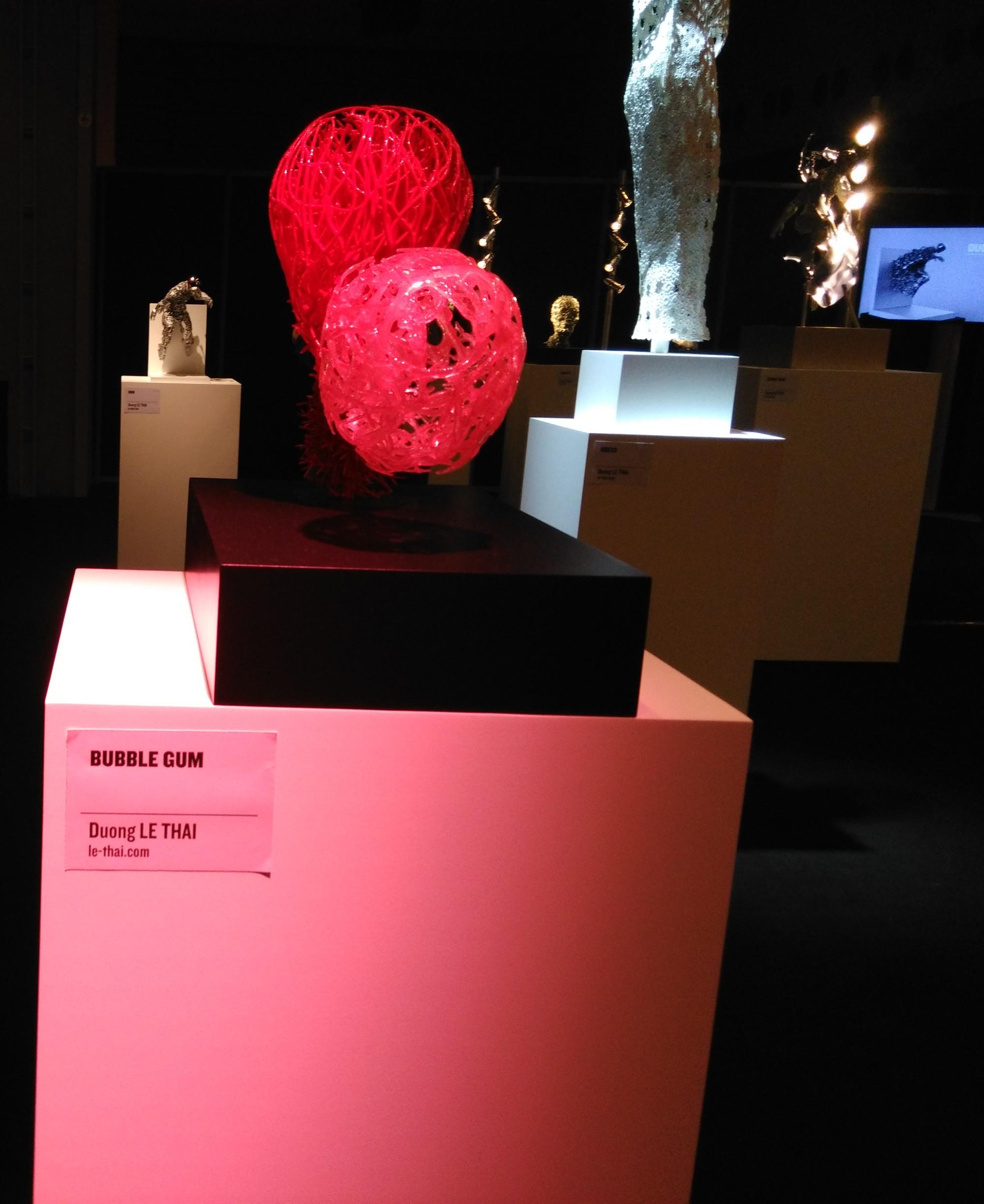 Duong Le Thai - 3D Printshow Paris (7)
