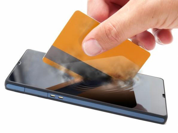 Paiement sur mobile