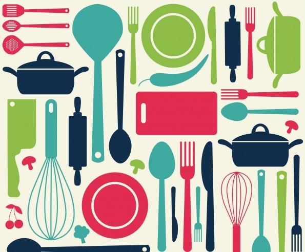 Icones food et cuisine