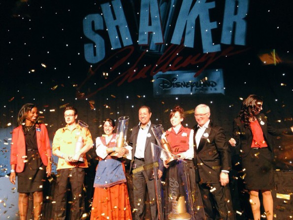 Disney Shaker Challenge 2015