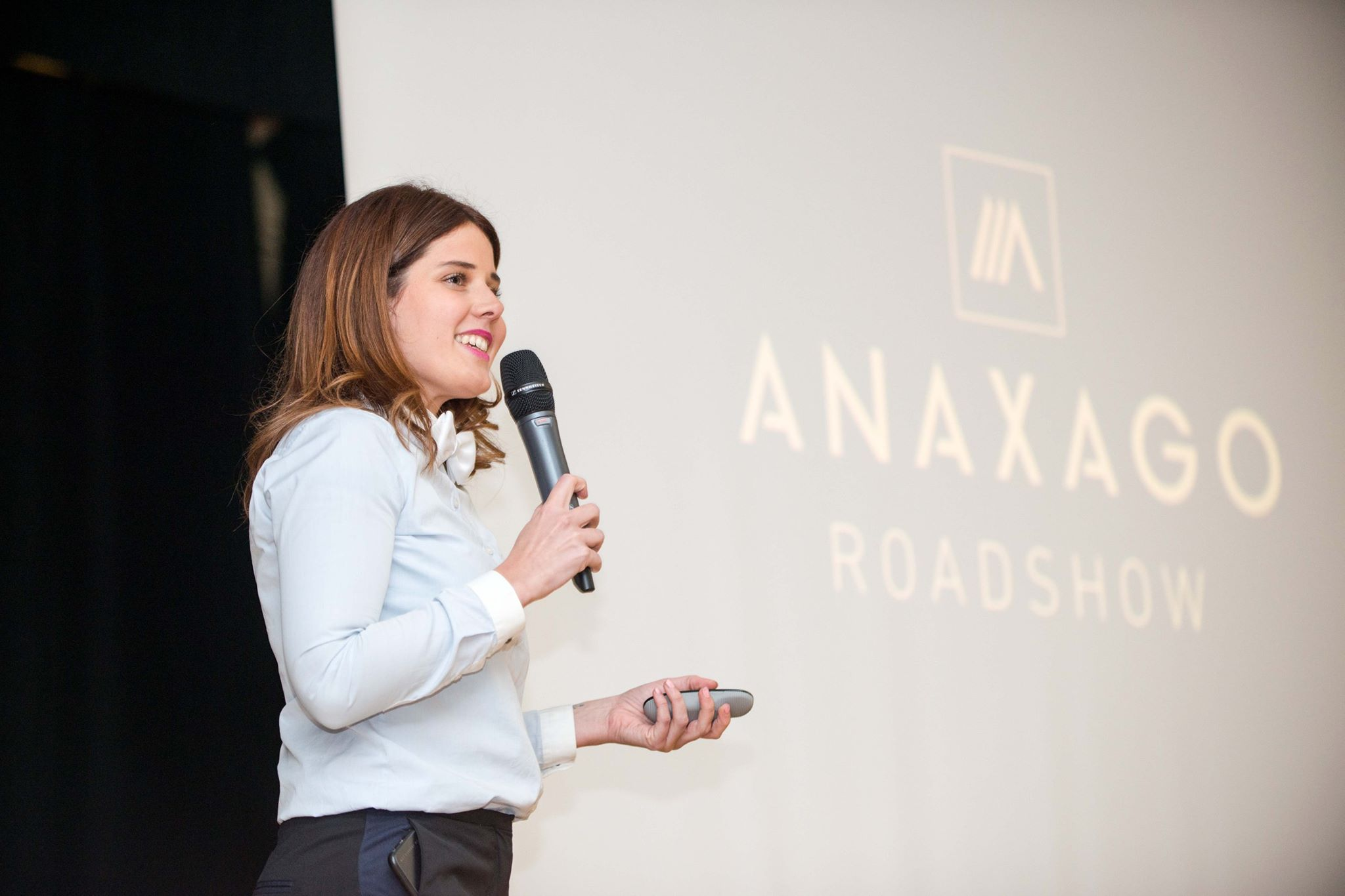 Caroline Lamaud, cofondatrice d'Anaxago