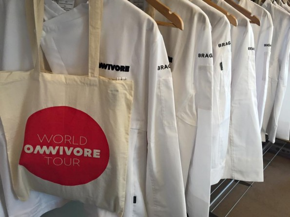 Omnivore World Tour Paris 2016