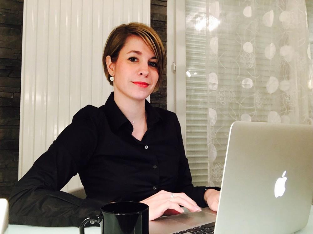 Cindy Bonhomme, fondatrice de Mon événement privé