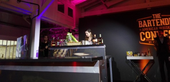 IBrown Forman - Bartenders Contest American Whiskeys 2016