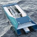 Le semi-submersible Platypus veut révolutionner la navigation en mer