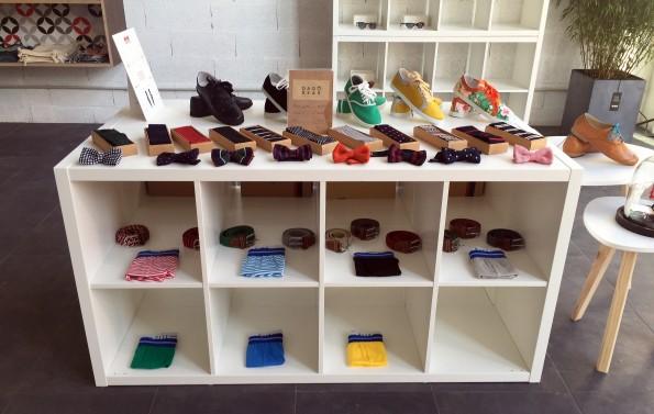 Boutique éphémère pop-up store HopShop