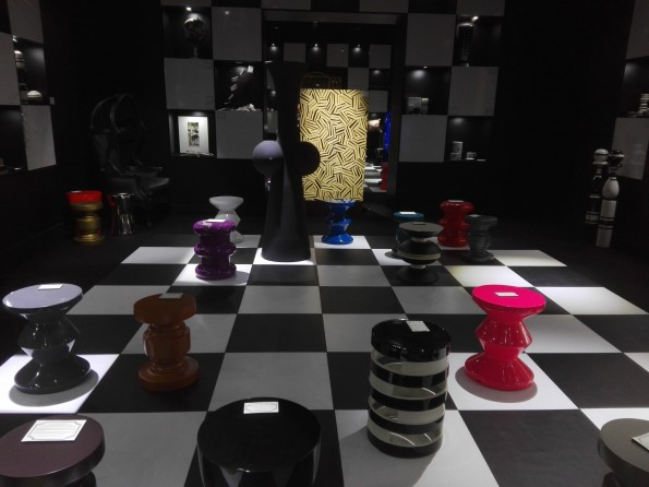 House of Games - Damier - Maison & Objet septembre 2016