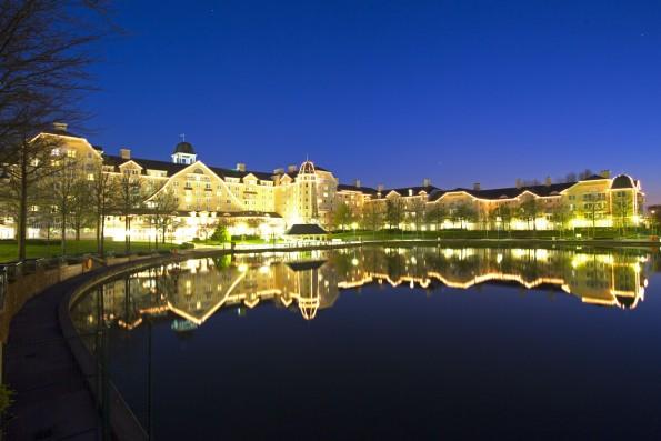 Disneyland Paris - Newport Bay Club