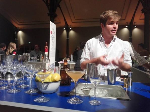 Enguerrand Leonetti - Hine - Paris cocktail festival