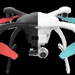 Le Ghostdrone 2.0 allie pilotage mobile et réalité virtuelle