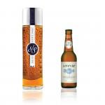 Le cognac 8&8 et le cidre Lefevre se lancent sous la houlette de Renaud Dutreil
