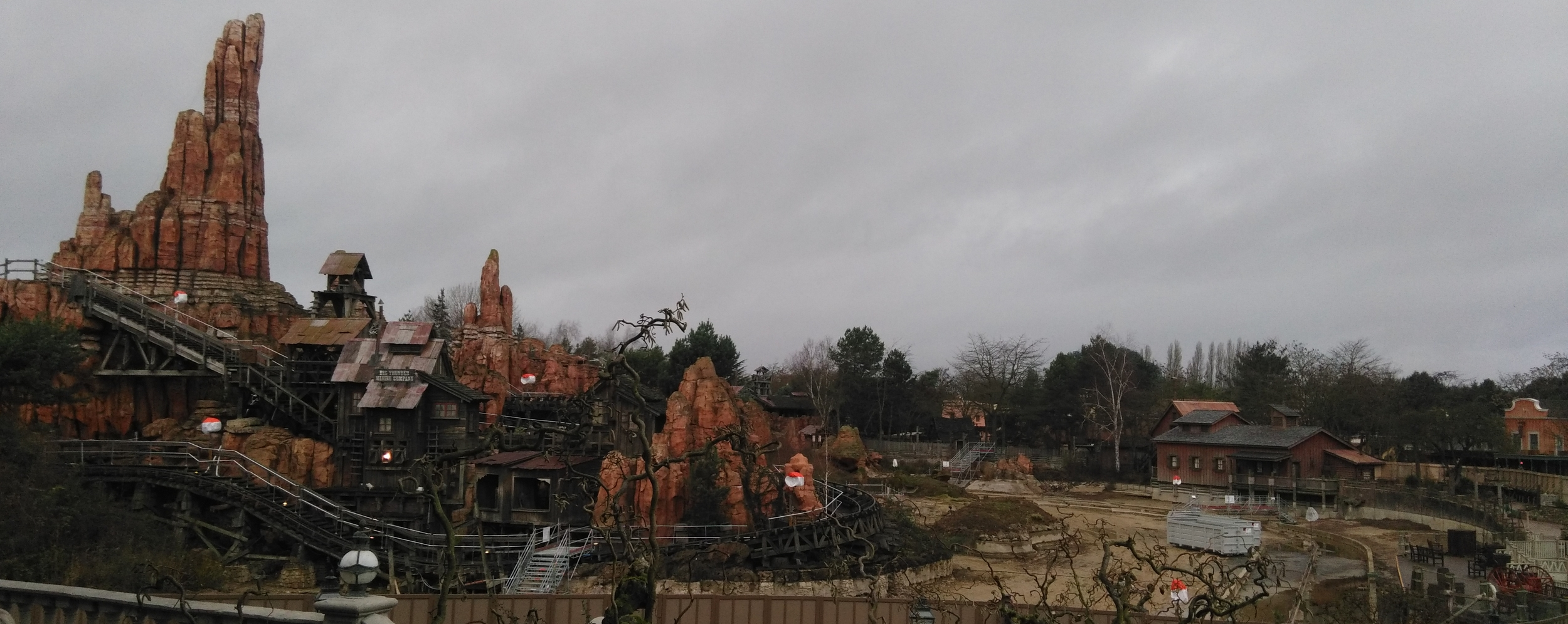 Big Thunder Mountain - Janvier 2016