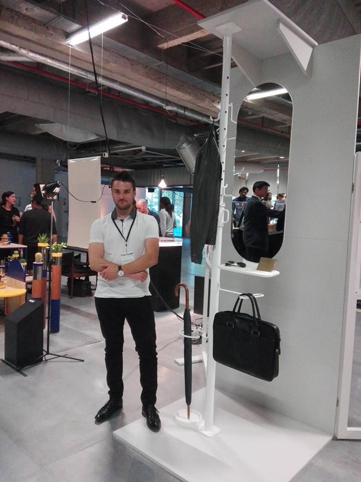 Benjamin Ricou - Designer industriel