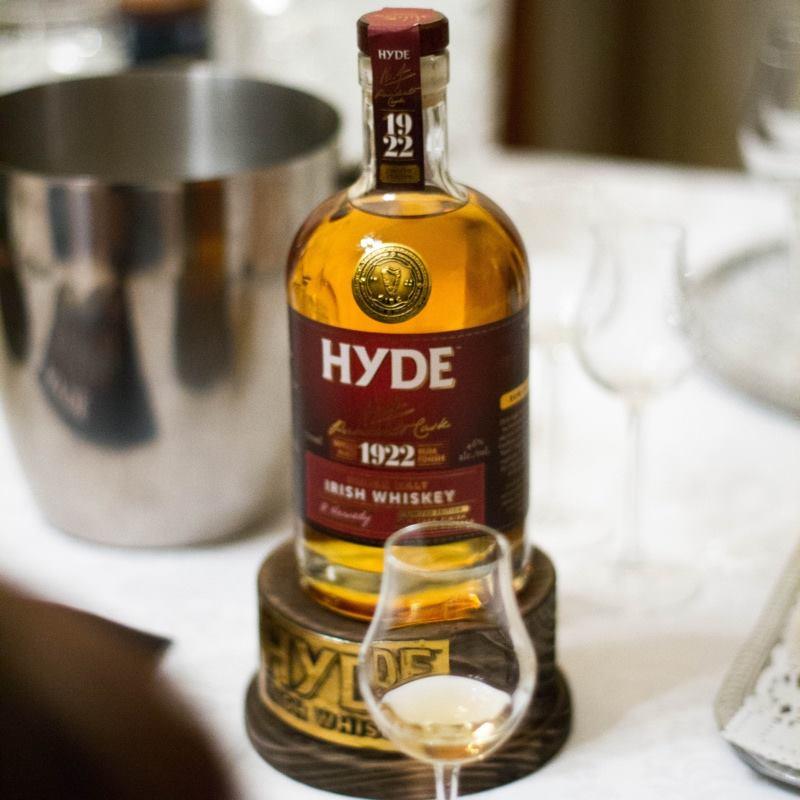 Hyde Irish whskey