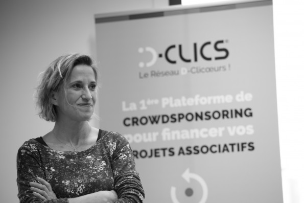 D-Clics : Stéphanie Piot, fondatrice