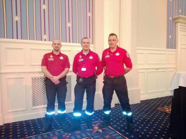 Pompiers - Fire & Rescue - Opérations de secours - Disneyland Paris