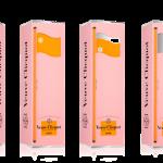 Veuve Clicquot poursuit sa série de coffrets personnalisables