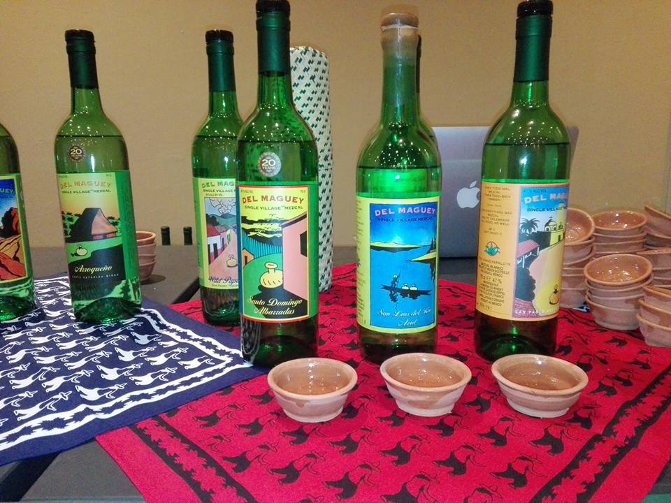 Del Maguey Single Village Mezcal