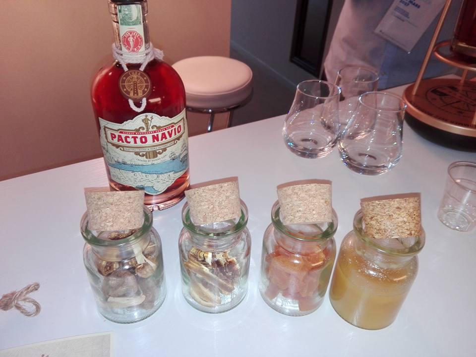Rhum Pacto Navio (Pernod)