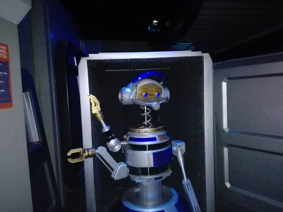 Star Tours : l'aventure continue - Disneyland Paris