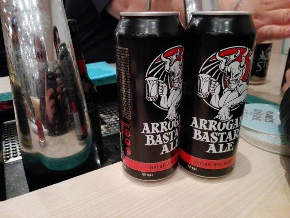 Arrogantt Bastard Ale - Stone Brewery