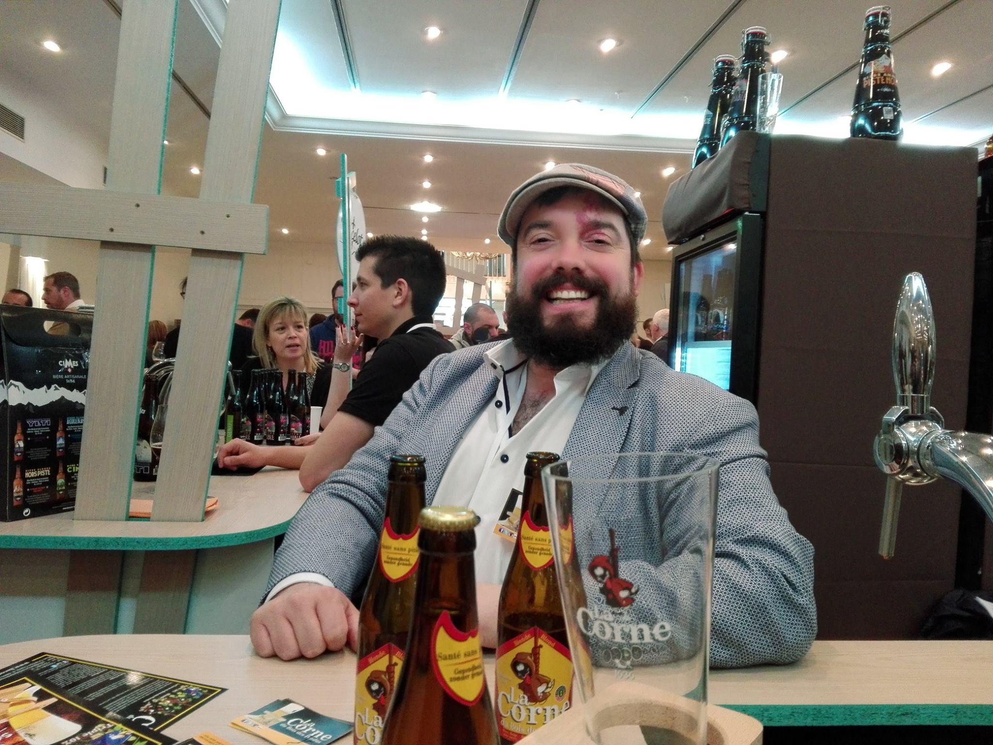 Gaëtan Patin - La Corne du bois des pendus - Planète Bière 2017