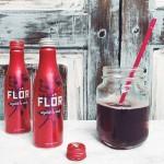 La start-up Flör conçoit de nouvelles boissons bio à base de fleurs