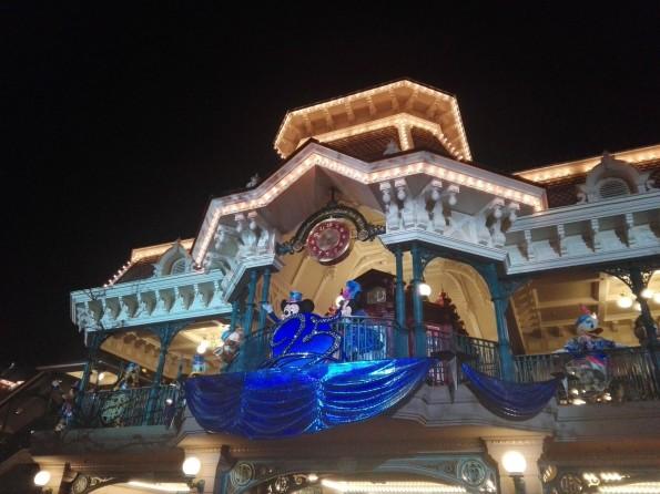 Mickey vous souhaite Bonne nuit - 25 ans de Disneyland Paris - 12 avril 2017