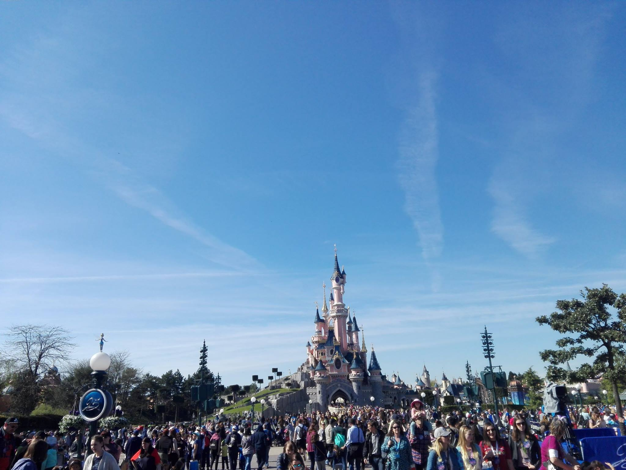 25 ans de Disneyland Paris - 12 avril 2017