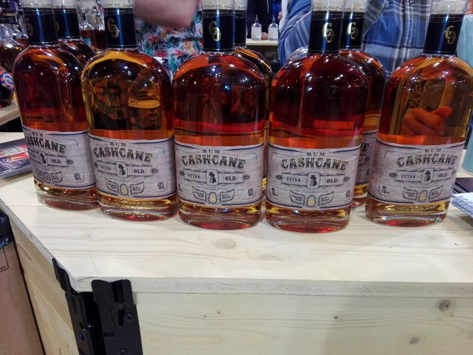 Rum Cashcane - Rhum Fest Paris 2017