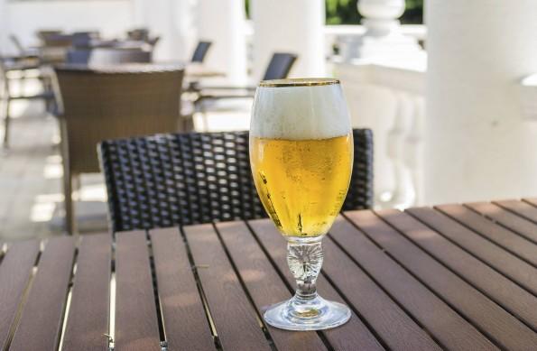 Demi de bière