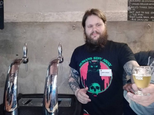 Ronan Orain - Brew Unique - Paris Beer Week 4
