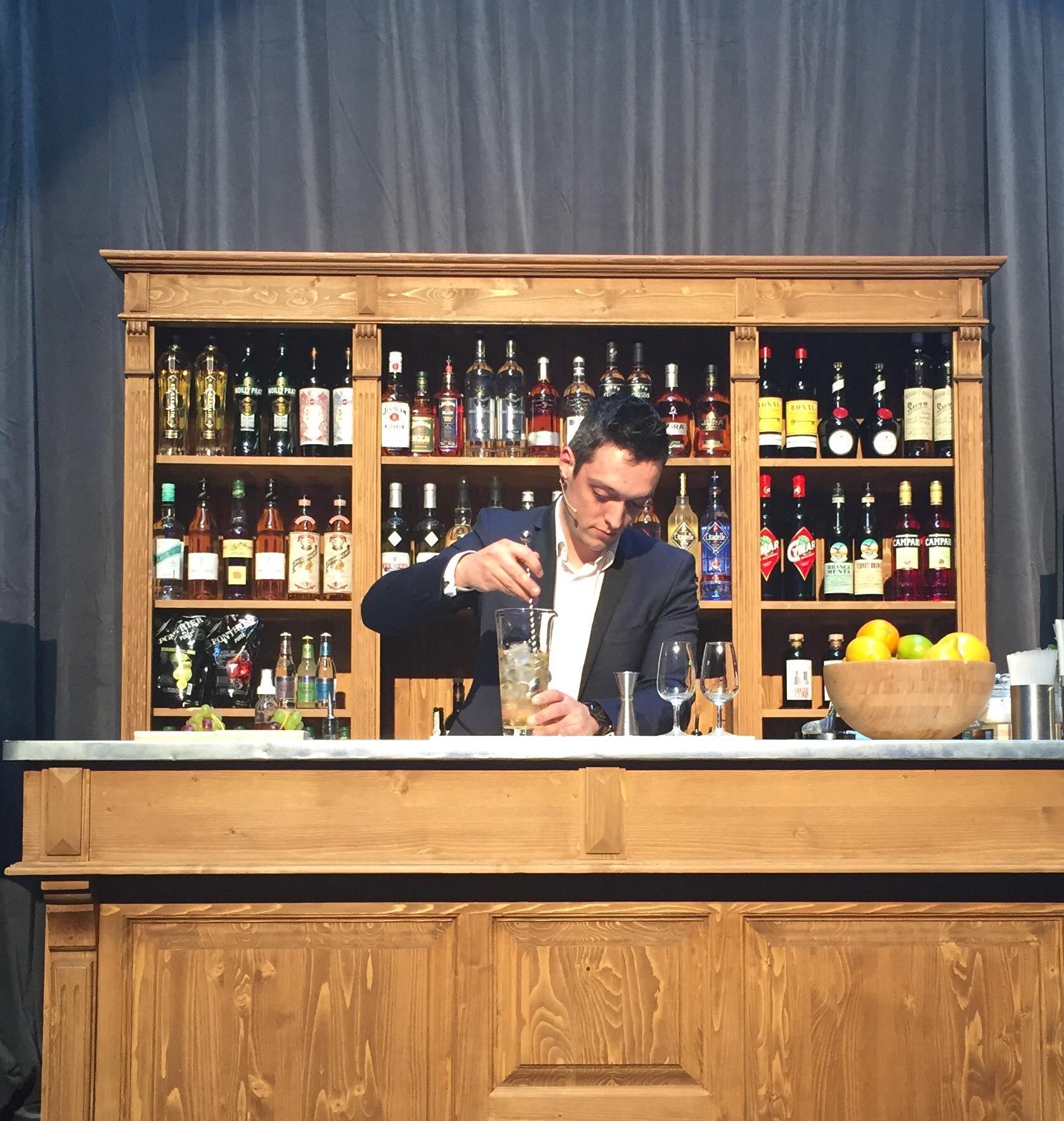 Elie Favreau - Trophées du bar 2017