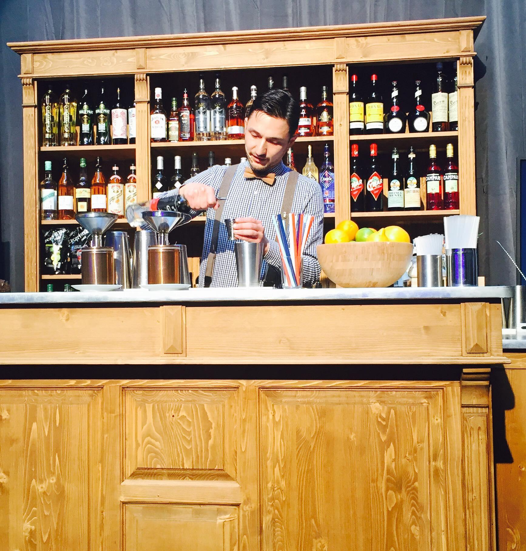 Yoann Vantorhoudt - Trophées du bar 2017