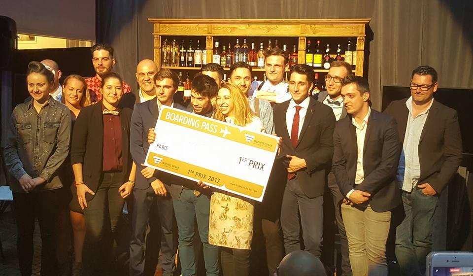 Trophées du bar 2017